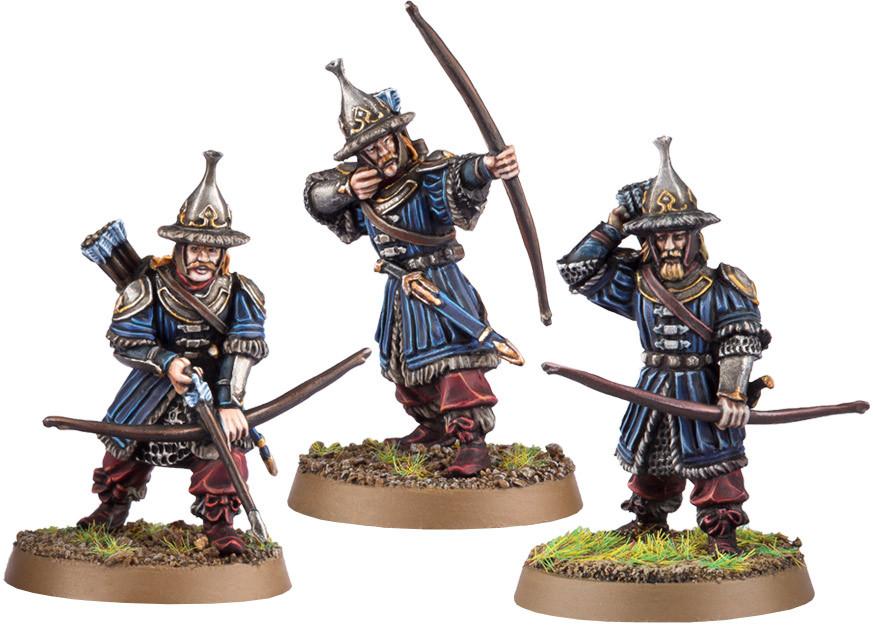 Figurines le hobbit, nouvelles sorties 616221m3700150a99801464092LaketownGuardBowmen01873x627