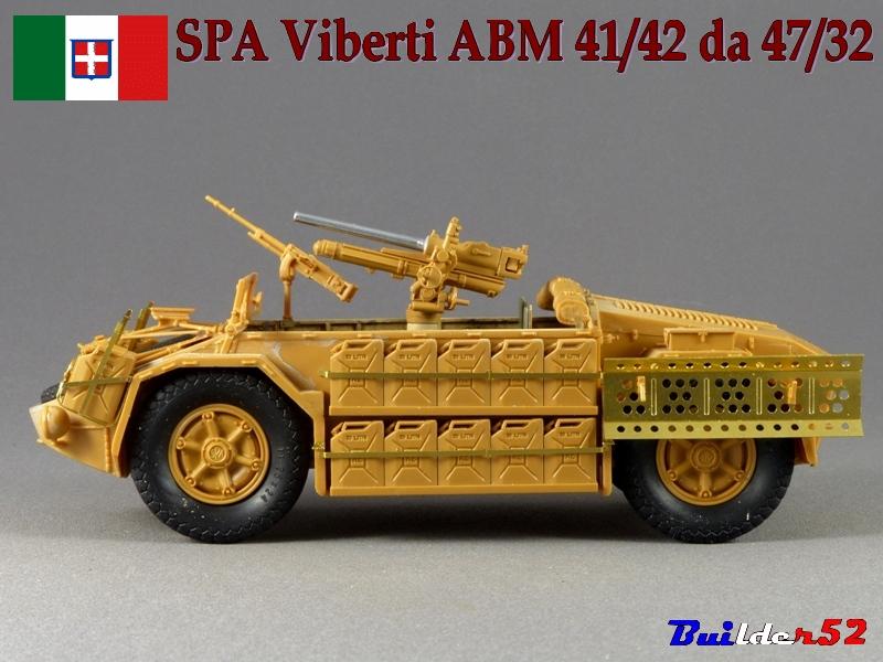 ABM 41/42  AT 47/32 - Italeri 1/35 616532P1030221