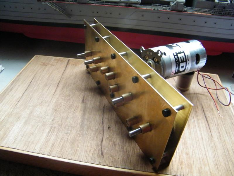 Comment construire un réducteur  6176772010_0815bartjeanjvideo0006