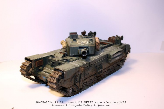 Churchill avre mk3  de chez afv club 1/35 - Page 2 617955IMG2376