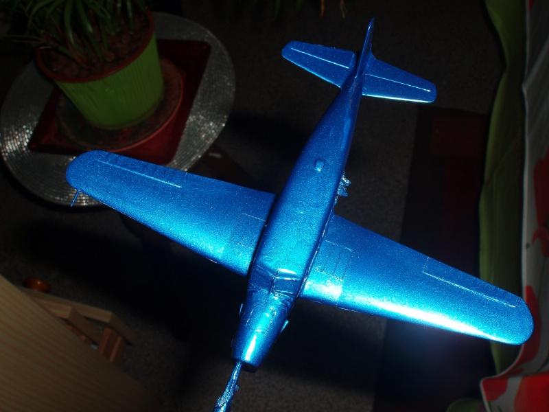 Heller avion Caudron Simoun (version Air Bleu). 618382cs10