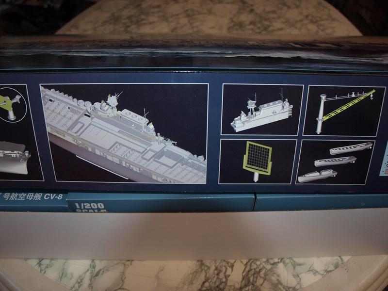 uss hornet - USS Hornet cv8 au 1/200° 618410P9175142Copier
