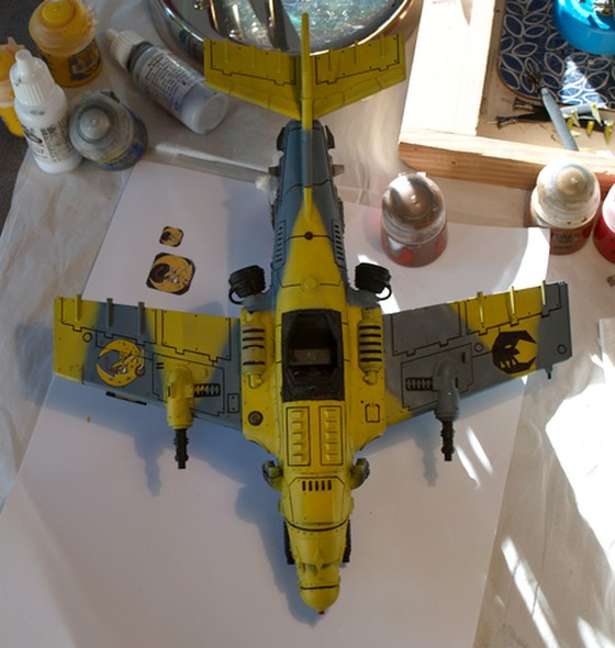 Messerschmitt ork - FINI !!!! 618741Messerschmittork9