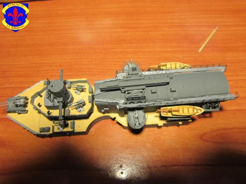 Croiseur de bataille Scharnhorst  au 1/350 de dragon - Page 7 619395IMG1378L