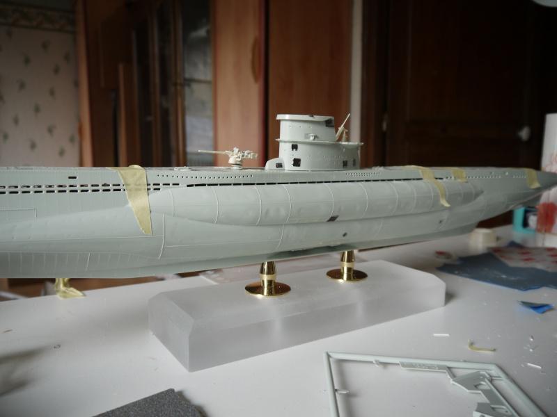 U boat VIIc  Set pe résine Eduard / CMK - Page 2 619728P1020192