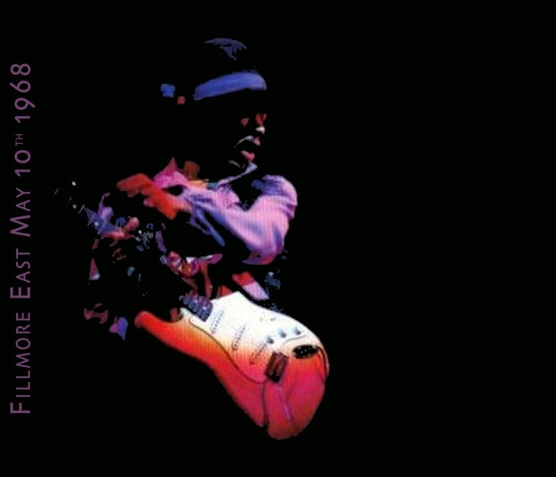 New-York (Fillmore East) : 10 mai 1968 [Premier concert] 622689backinner