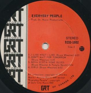 Everyday People - S/T (1971) 622902EverydayPeople1971EverydayPeopleGRTOfCanadaLtd92331002FACEB