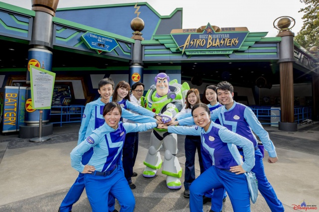 [Hong Kong Disneyland] Nouveau Land Marvel Universe (2019 - 2023) - Page 2 622981w955