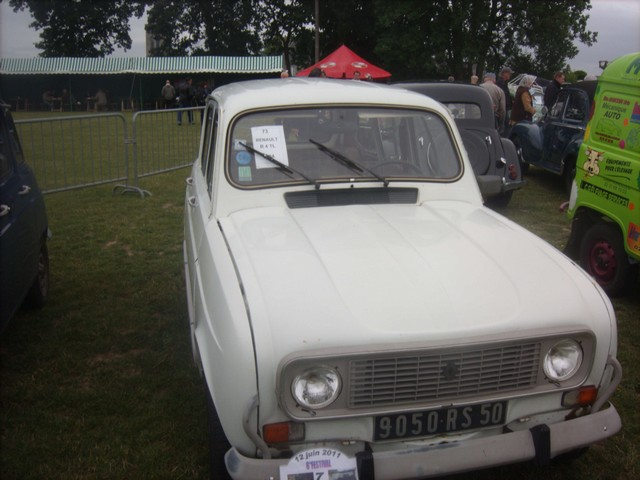 Landelles et Coupigny 2011 : fête de pantecôte  (voitures an 623384Jun13134