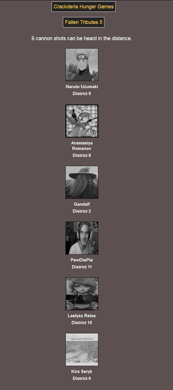 [Crackderla N°1] Hunger Games - Page 7 6233874FallenTributes1