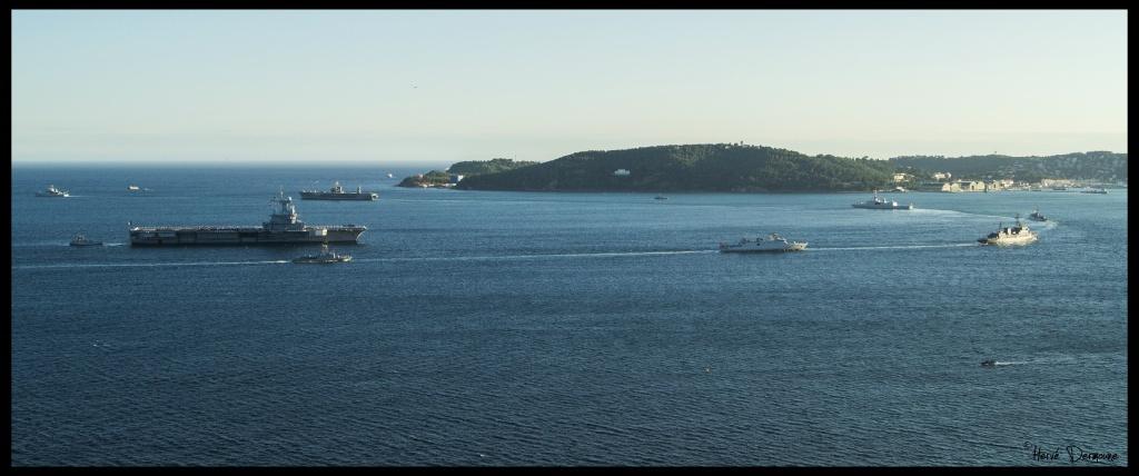 La Marine Royale à la revue navale de Toulon - 15 août 2014 - Page 2 625047DSC08883