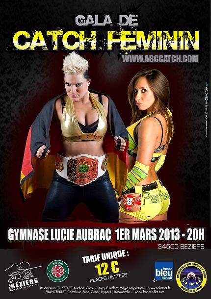 Grand Gala de Catch Féminin à l'ABC ! 625780catch20132