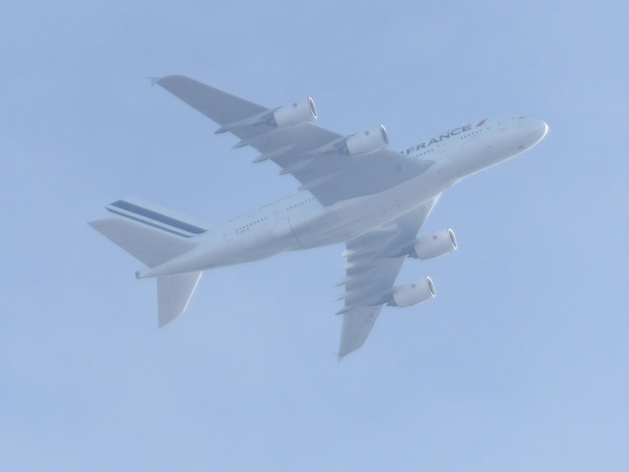 AIRBUS A380 626252A380FHPJG1