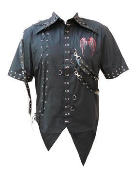 Entre Goths , Punks , Metals & Visual Kei ... 626342ChemisegothiquesanglesSH2104208