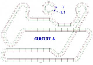 Slot Racing - jeu de circuit 24 626371CircuitA