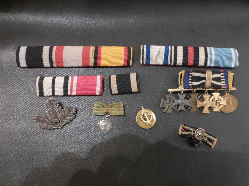 Vos barrettes & rappels de décorations - médailles 626625P1020471