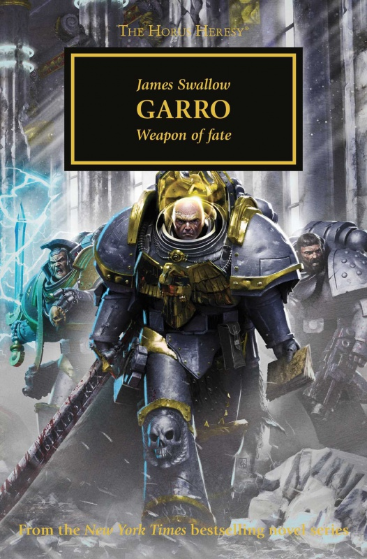 Garro de James Swallow 62699181TPOFC0gbL