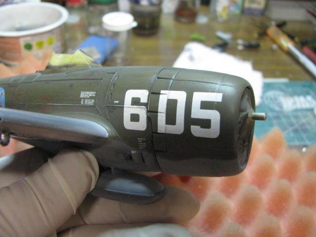 Restauration P-47D Monogram 1/48 .......Terminé!  - Page 2 627678IMG5944