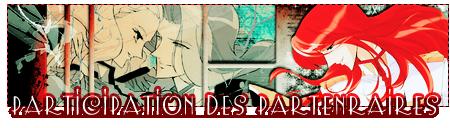 """Mangas Eternels organise sa 4ème édition de la """"Folie des Concours"""", et vous convie a cet événement ! 627792Partenaires"""