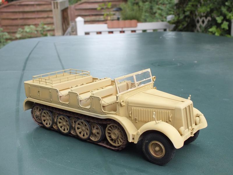 Sd.Kfz.8 Schwerer Zugkraftwagen 12 ton (Trumpeter 1/35) (DÉBUT DE PEINTURE) - Page 3 628295DSCF5791