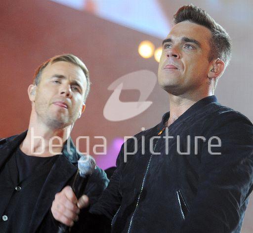 Robbie et Gary au concert Heroes 12-09/2010 62874422294009
