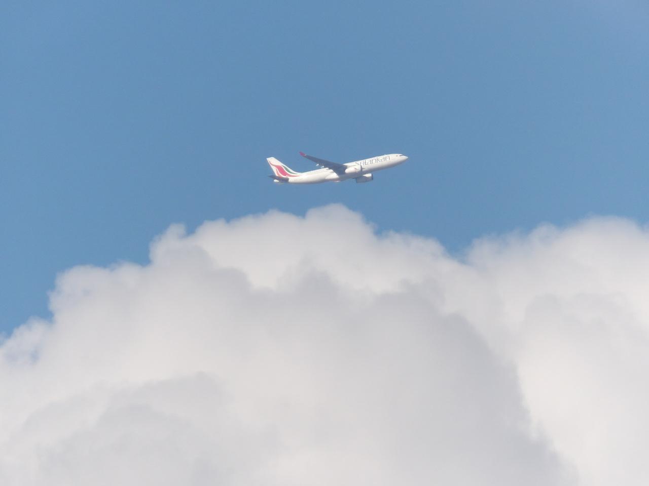 "Avion ""Spotté"" du Jardin. 629478SriLankanAirlines101609"