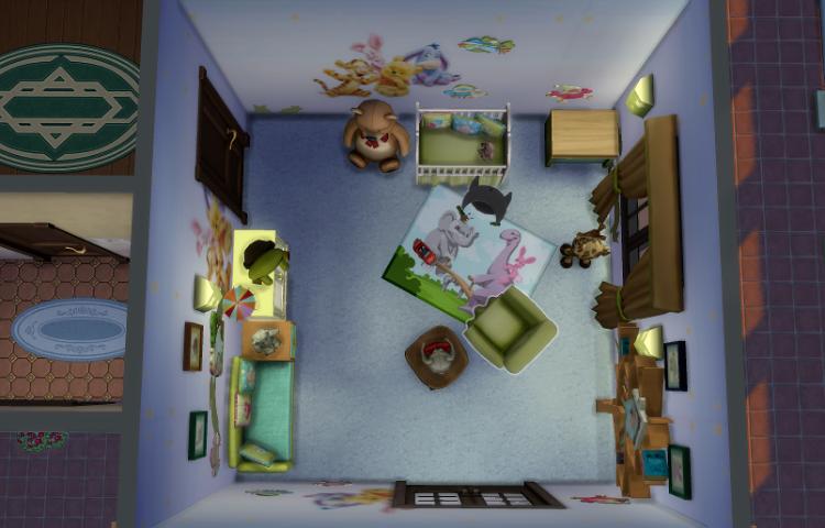 [Clos] Baby Shower - La chambre 631416741