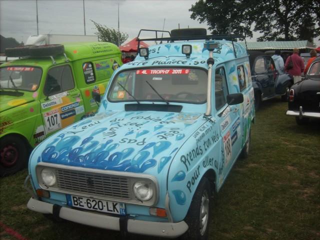 Landelles et Coupigny 2011 : fête de pantecôte  (voitures an 631460Jun13132