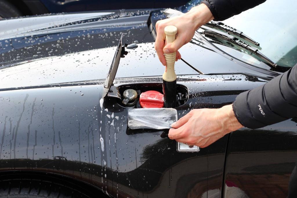 PORSCHE 993 Cabrio - Preparazione interna/esterna 6321110924