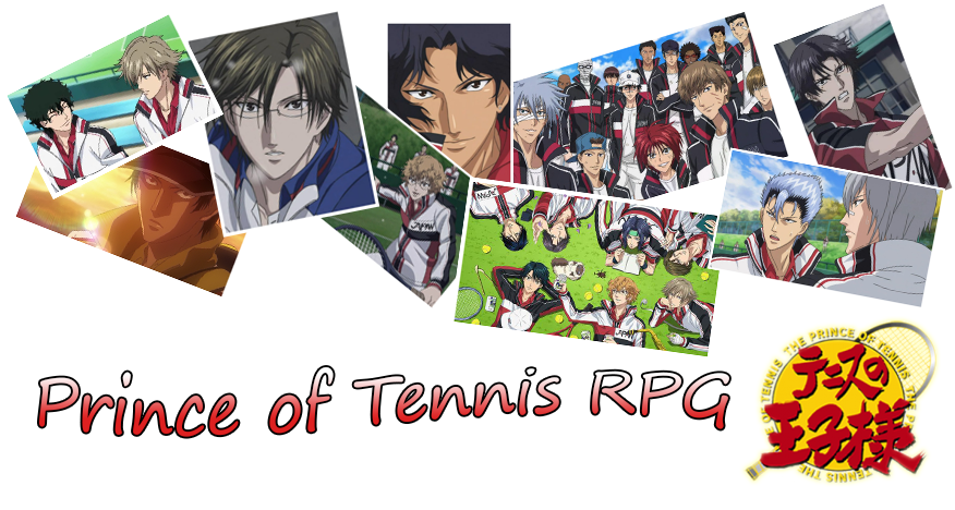 Prince Of Tennis RPG
