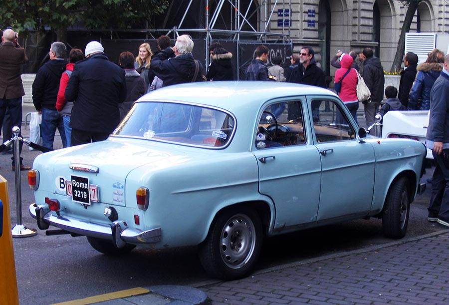 """Bruxelles côté BD  """"Tintin en automobile"""" - Page 2 632176DSCF6249"""