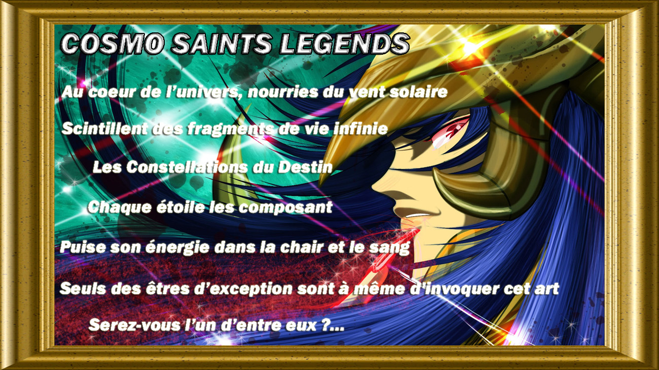 Saint Seiya Resurrection Legends