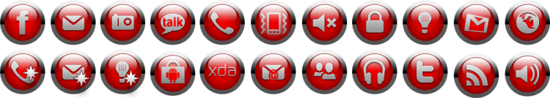 Nové ikony toogles pro Jkay de luxe 632764red