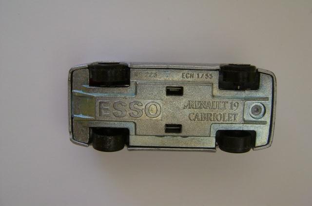 N°225 Renault 19 cabriolet 633357S4200028