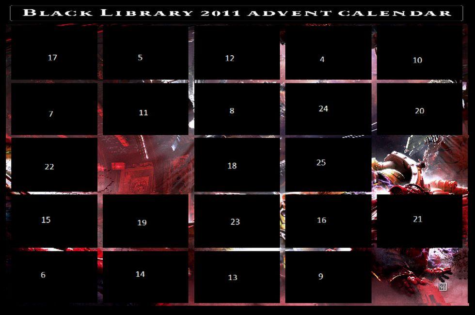 Black Library Advent Calendar 2011 - Page 2 633824au03122011