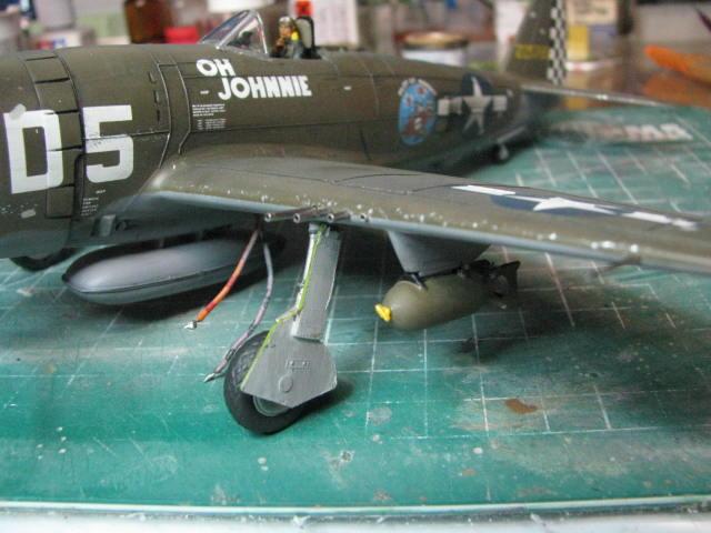 Restauration P-47D Monogram 1/48 .......Terminé!  - Page 2 634333IMG5987