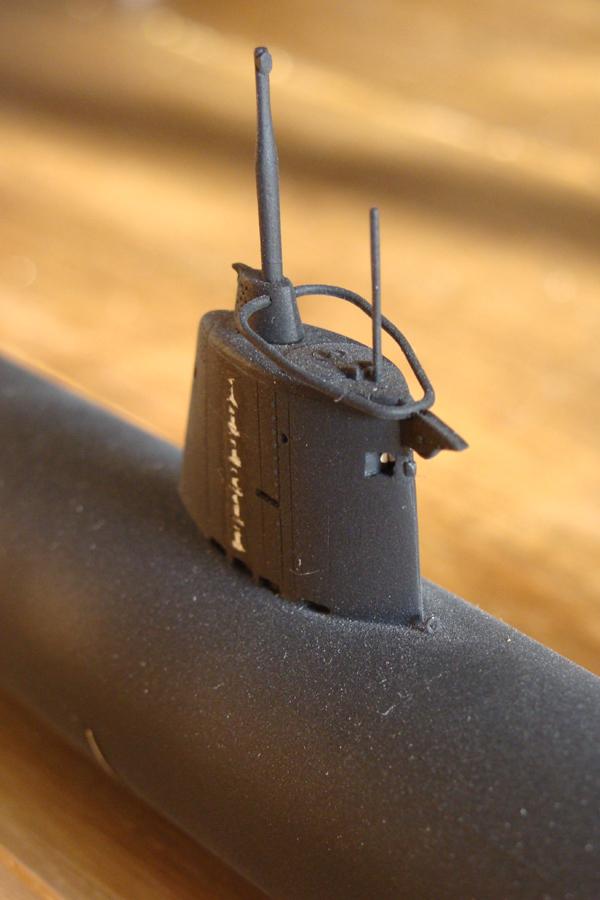 Ko-Hyoteki / Sous-marin de poche Type A - Fine Molds - 1/72ème 636773DSC04190bis