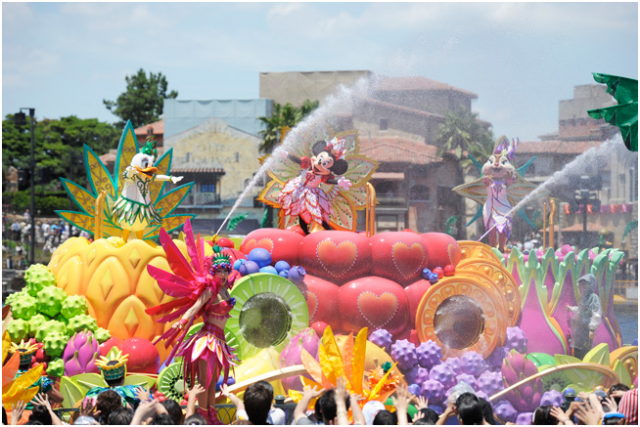 [Tokyo Disney Resort] Programme complet du divertissement à Tokyo Disneyland et Tokyo DisneySea du 15 avril 2018 au 25 mars 2019. 636944sf8