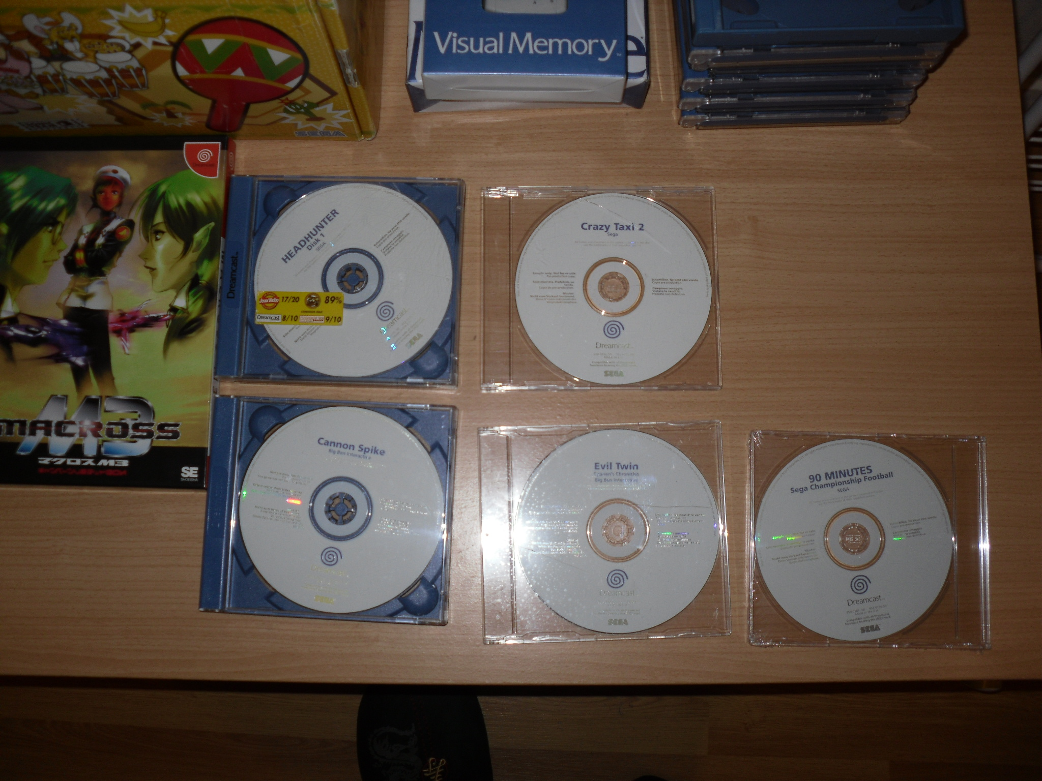 ma collection, dreamcast inside !! 636955SDC10848