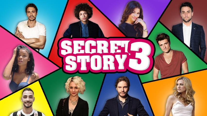 Secret Story JVC