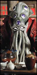 Monsieur calamar