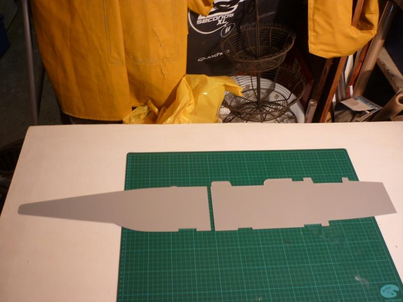 CVN Nimitz 1/350 Trumpeter 639691P1040798
