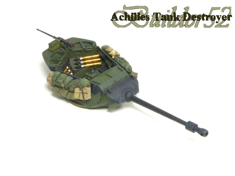 Achilles Tank Destroyer - Academy-Italeri + RB Model + set Blast 1/35 640034P1040523