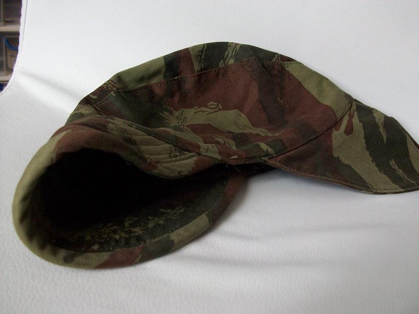 Identification casquette bigeard et filet de camouflage. 6401591002798