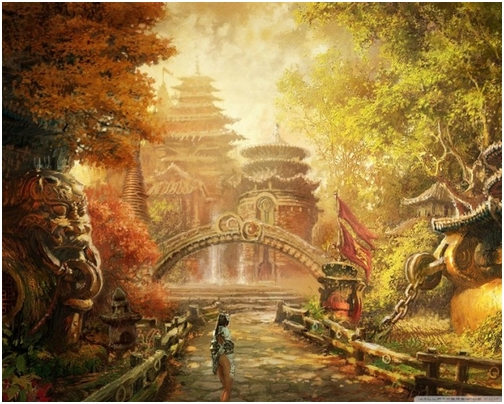 Le temple de Uji 642708Uji