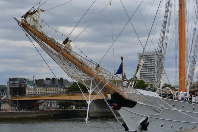 EB Esmeralda de passage à Rouen 643058DSC3551014
