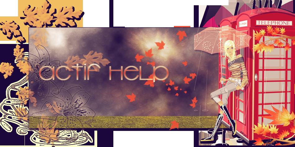Actif'Help
