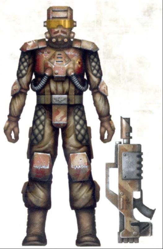 [W40K] Collection d'images : La Garde Impériale 644465Elysian2