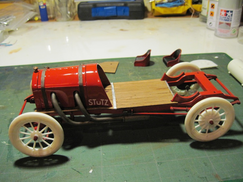 STUTZ racer 1/16 - Page 2 644564005