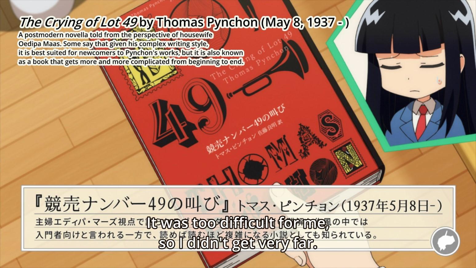 [2.0] Caméos et clins d'oeil dans les anime et mangas!  - Page 9 645662HorribleSubsBernardJouIwaku111080pmkvsnapshot002920161216184405